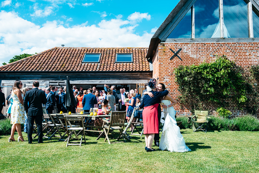 White Dove Barn Suffolk Wedding 34