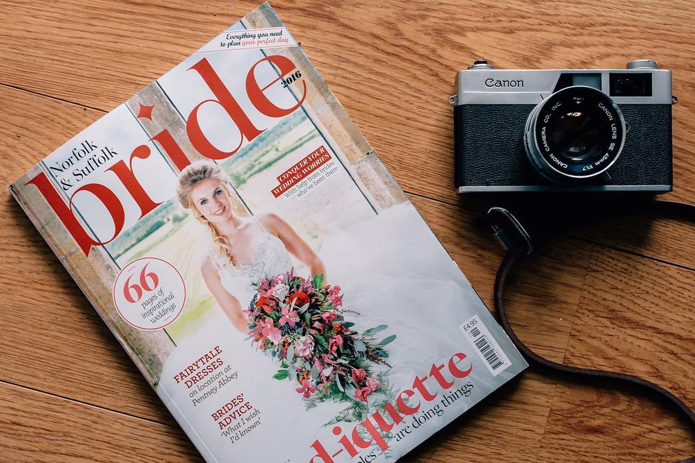 Norfolk and Suffolk bride Magazine, Norfolk and Suffolk Bride Magazine