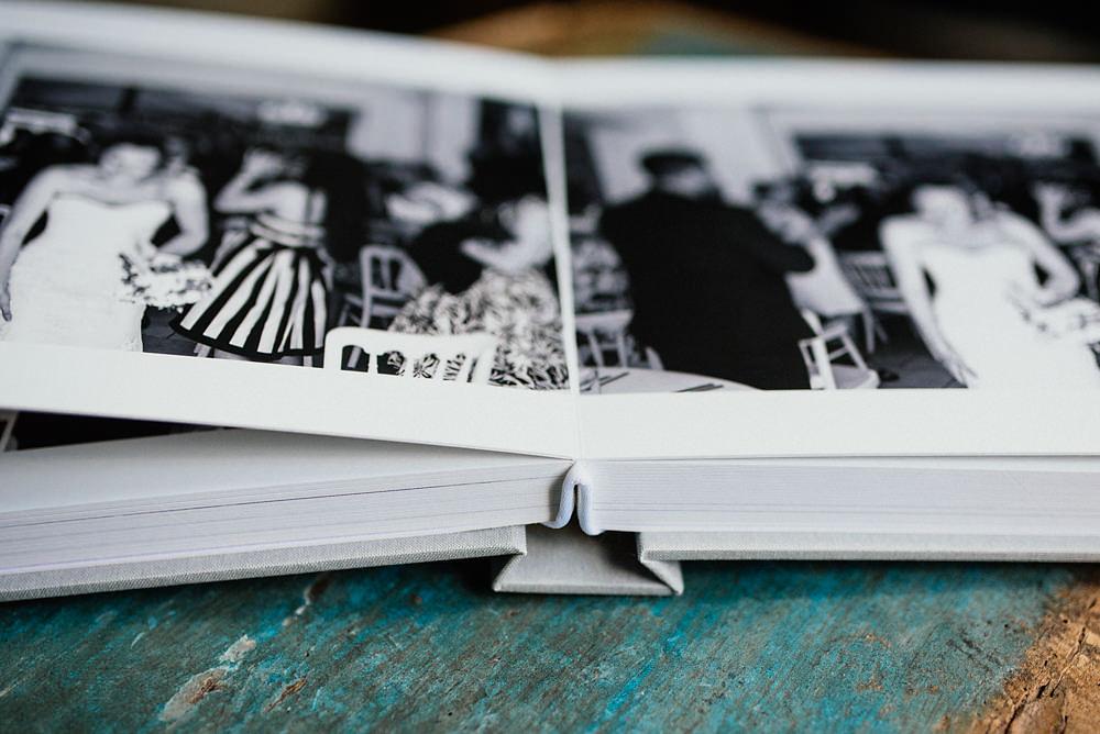 Beautiful Wedding Album from wedding photographer essex